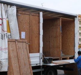 Garde Meubles Containers Stockage Mobiliers Maison du Tramway d'Aubagne