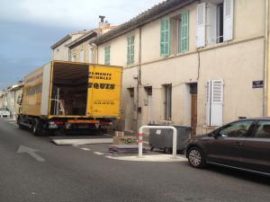 Livraison camion déménagement PL 19 Tonnes Marseille 9ème arrondissement