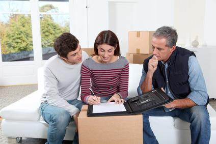 Visuel de l'article sur le métier de courtier en déménagement