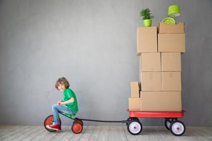 Visuel de l'article déménageurs, une logistique au top