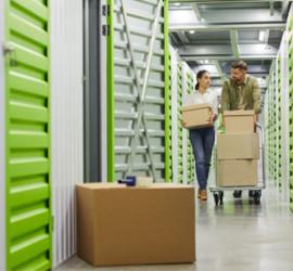 Visuel de l'article Déménagement Zoom sur les espaces de stockage